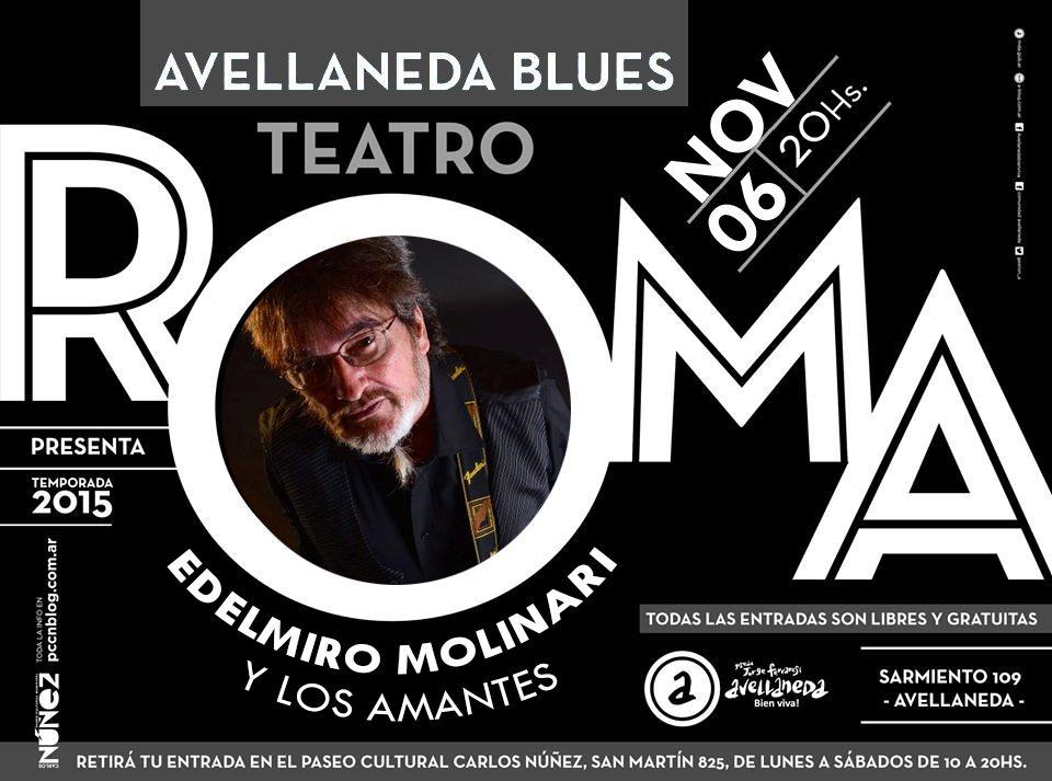 edelmiro teatro roma