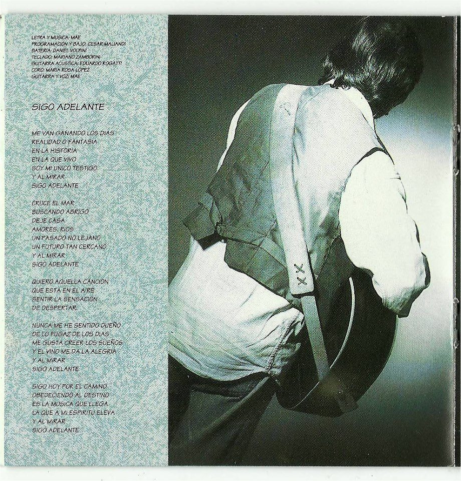 MIGUEL ANGEL ERAUSQUIN - Nuevo horizonte en la vida del músico -